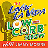 Jimmy Moore's Livin' La Vida Low Carb Blog