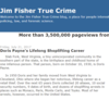 Jim Fisher True Crime