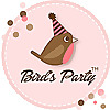 Bird's Party - Party Printables | Party Planning | Party Food Recipes | Party Decorations | DIY