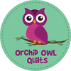 Orchid Owl Quilts