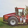 Daddy's Tractor
