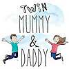 Twin Mummy and Daddy - Our IVF Journey: All the fun of living life with twins
