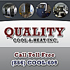 Quality Cool and Heat Inc.