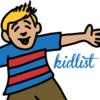kidlist - activities for kids