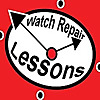 Watch Repair Lessons and Courses
