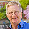 Rick Steves' Europe - Guidebook author, TV & radio host, business owner, Lutheran, and NORML bo