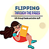 Flipping Thru the Pages - Life through books and other stuff