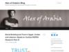 Alex of Arabia's Blog