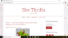 She Thrifts – Thrift. Flip. Repeat.