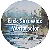Rick Surowicz Watercolor