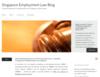 Singapore Employment Law Blog   A practical approach to employment law in Singapore and the region