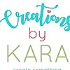 Creations by Kara - Home decor, recipe, craft, DIY blog.