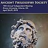 Ancient Philosophy Society
