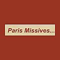 Paris Missives... - 'The reluctant Francophile...'