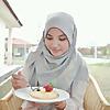The Hijab Diaries : Aishah Amin