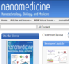 Nanomedicine: Nanotechnology, Biology and Medicine
