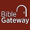 Bible Gateway | Christian Website