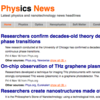 Physics News