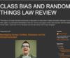 Class Bias in Higher Education