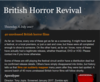 British Horror Revival