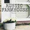 Rustic Farmhouse by Melanie