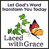 Laced With Grace Christian Devotions