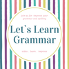 Let's Learn Grammar