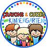 Crayons & Cuties In Kindergarten