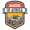 Maggie in Africa