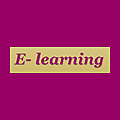 E- learning | Where learning is with e's