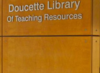 Doucette Ed Tech | Blogging on innovative technology in education from the Doucette Library