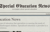 Special Ed News Website