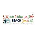 Keep Calm and Teach 5th Grade