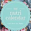 my nutri calendar | Cook- Shoot- Eat- Repeat