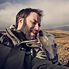Walking Photographer by Rich Bunce