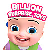 Billion Surprise Toys Songs | Kids Nursery Rhymes