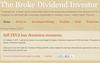 The Broke Dividend Investor