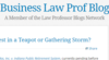 Business Law Prof Blog