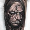 Anrijs Straume Tattoo