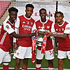Jeorge Bird's Arsenal Youth