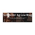 Schroeder Ag Law Blog - Janzen Ag Law