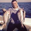 Savvas Giam fishing