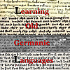 Learning Old Germanic Languages