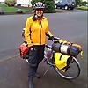 Super Biker Woman's Bike Touring