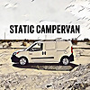 Static CamperVan