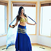 MaddyYoung Singing and Belly Dance
