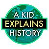 Un gamin explique l'histoire