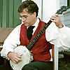 Dave Raphaelson / Banjo outside the fence