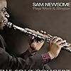 Sam Newsome's Blogsite | Soprano Sax Talk