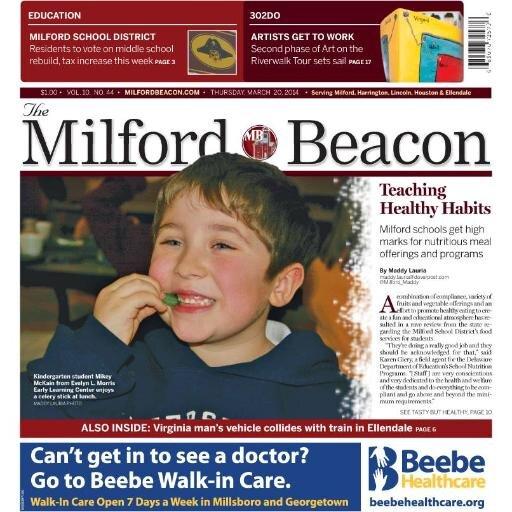 Milford Beacon   News